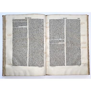 Exemplaire annoté - Origène, 1512